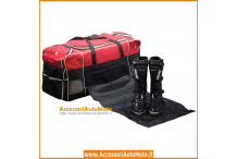 TROLLEY BORSA MOTO IMPERMEABILE LARGE KIT BAG 130L