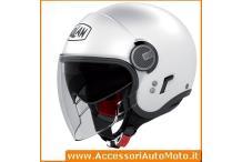 CASCO JET APERTO NOLAN N21 CLASSIC BIANCO WHITE