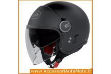 CASCO JET APERTO NOLAN N21 CLASSIC NERO OPACO FLAT BLACK
