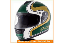 Casco Integrale  PREMIER MONZA MT7 Green/White/Gold