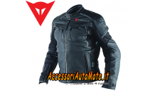 DAINESE CRUISER D-DRY GIACCA TOURING IN PELLE IMPERMEABILE