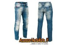 Pantaloni Moto PROMO Jeans Vegas colore Medio Protezioni in Kevlar