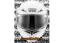 AGV COMPACT WHITE