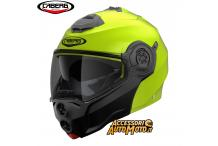 CABERG DROID BLACK/YELLOW-FLUO