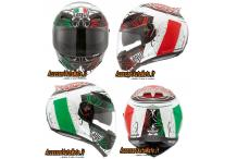 AGV HORIZON ABSOLUTE ITALIA CASCO INTEGRALE IN FIBRA