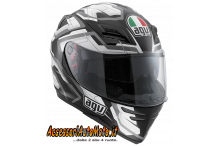 AGV HORIZON STAMINA BLACK WHITE