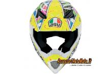 Casco CROSS OFF-ROAD AGV MT-X Q CODE