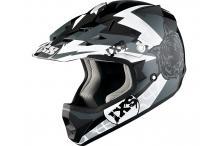 Casco Bimbo Cross Motocross Ixs HX 278 Junior Nero