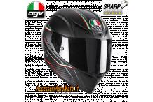 AGV PISTA GP GRAN PREMIO ITALIA CASCO INTEGRALE IN CARBONIO