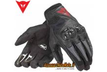 GUANTI DONNA DAINESE MIG C2 LADY NERO PELLE