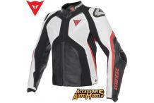 Dainese Super Rider Nero Bianco Rosso
