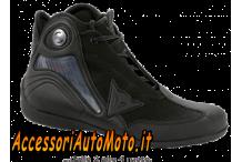 SCARPE MOTO TECNICHE SCARPA DAINESE SHORT SHIFT NERO
