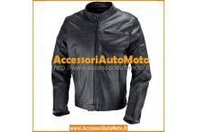 GIACCA IN PELLE GIUBBOTTO MOTO VINTAGE IXS SAMUEL LEATHER