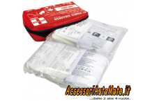 First aid kit approved