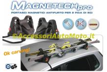 PORTASCI MAGNETICO ANTIFURTO MAGNETECH PRO
