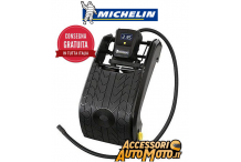 MICHELIN FOOT PUMP DIGITAL DOUBLE CYLINDER