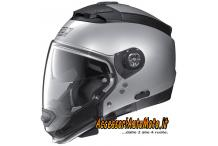 CASCO MODULARE CROSS-OVER NOLAN N 44 SPECIAL ARGENTO