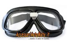 OCCHIALI MOTO DA SOLE 2 LENTI ANTIRIFLESSO BERTONI AF900H