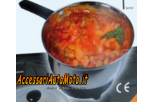 ELECTRIC BOILING PAN CAMPING CAR 12V