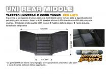 CARPET UNIVERSAL COVER TUNNEL