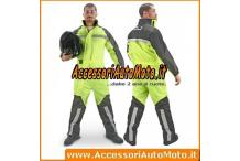 TUTA INTERA IMPERMEABILE MOTO OJ TOTAL LIGHT FLUO